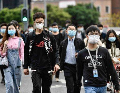 Dobre wieści z Chin. Od kilku dni nie ma nowych zgonów z powodu...