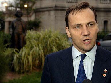 Kopacz: Sikorski kandydatem na marszałka Sejmu