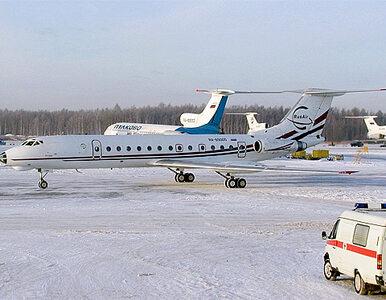 Nawigator rozbitego Tupolewa był pijany