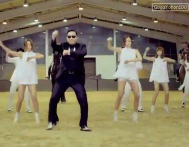 Szef ONZ tańczy Gangman Style