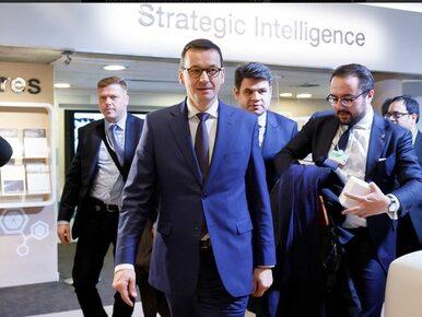 Premier Morawiecki w BBC: Brexit mnie martwi. Chciałbym, żeby Wielka...