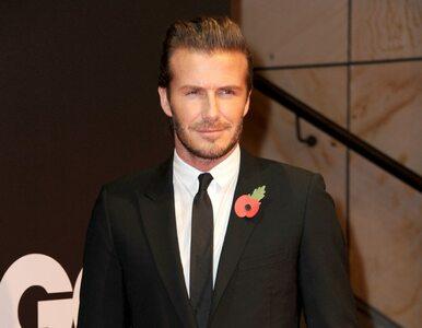 Beckham zostanie Sir Davidem Beckhamem?