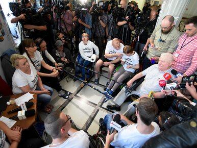 Wałęsa: Nie wykluczam, że wrócę do protestujących w Sejmie, a nawet zostanę