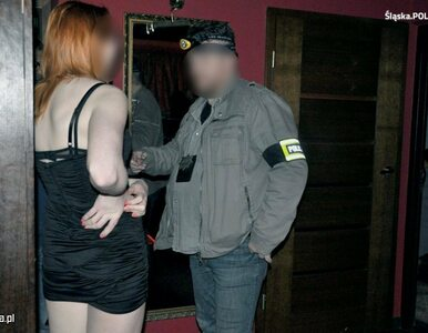 Handel ludźmi na Śląsku. Policja pokazała zdjęcia z akcji