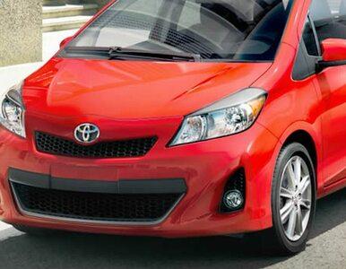 Toyota wzywa do naprawy 2,25 mln aut. Awaria poduszek powietrznych