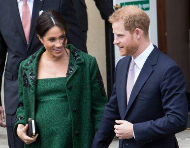 Harry i Meghan zostali rodzicami! Urodziło się dziecko księcia i...