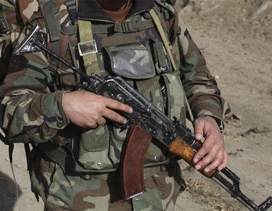 Zamach w Kabulu. Czterech żołnierzy zabitych