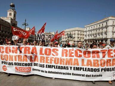 """Hiszpania radykalnie zaciska pasa. """"Grozi nam bunt nie do opanowania"""""""