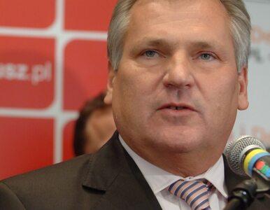 Kwaśniewski: wszyscy polscy prezydenci realizowali tę samą politykę