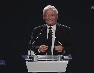 PO-PiSowe starcie. Kaczyński krytykuje nowy rząd