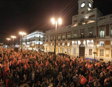 Strajk generalny w Hiszpanii. 58 osób zatrzymanych