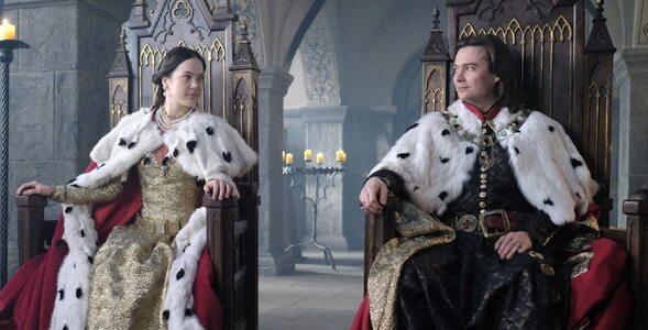 """Quiz z serialu """"Korona Królów"""". Jak dobrze znasz bohaterów historycznej..."""