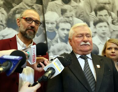 Lider KOD: Kto obrzuca Wałęsę błotem, obrzuca cały naród