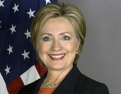 Clinton: droga do utworzenia Palestyny nie wiedzie przez ONZ