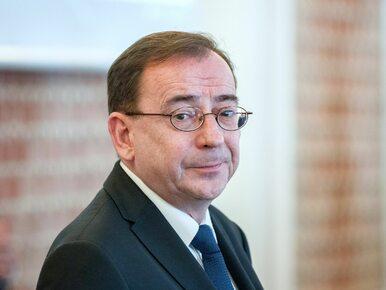 NBP: Prezes Glapiński nie rozmawiał z Kamińskim o pracy syna