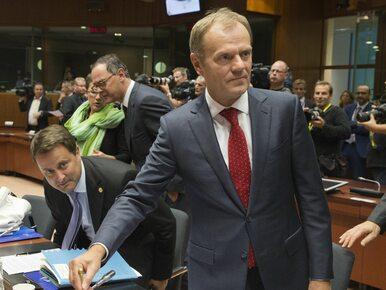 Schetyna o przyszłości Tuska: Najważniejsze, żeby został w Brukseli