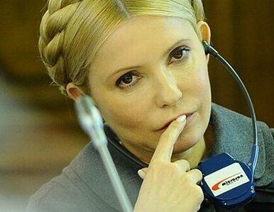 Służby podatkowe ścigają Tymoszenko