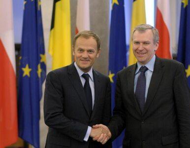 Tusk i premier Belgii: Europa potrzebuje jednolitej polityki
