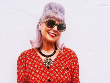 68-letnia blogerka pokazuje, że wiek nie ma znaczenia. W sieci...