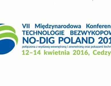 Przyszłość polskich wodociągów -  konferencja NO-DIG POLAND 2016