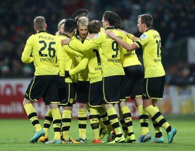 Bezbarwna Borussia pokonała Hannover. Wystarczył jeden gol