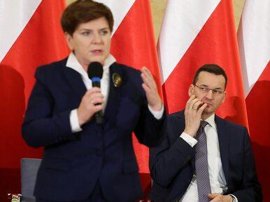 Nowy wist Kaczyńskiego. Morawiecki może zastąpić Szydło?