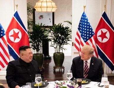 Rozmowy Tumpa z Kimem zakończono bez porozumienia
