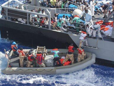 Tragiczne konsekwencje akcji ratowania migrantów na Morzu Śródziemnym