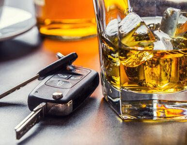 Pierwszy raz od lat rośnie liczba pijanych kierowców. Policja podaje liczby