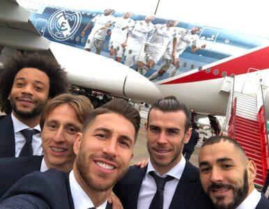 Niespodzianka dla kibiców Realu od linii Emirates. Na samolocie pojawiło...