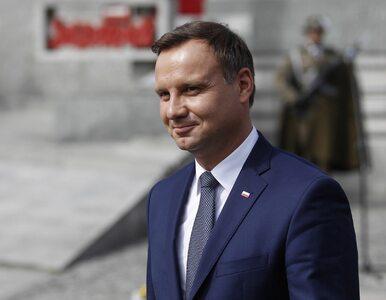 """Prezydent Duda w Brukseli. """"Europy nie stać na sztuczny konflikt w..."""