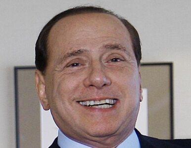 Rozłam w partii Berlusconiego