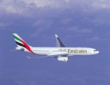Linie Emirates otwierają połączenie do Meszhedu
