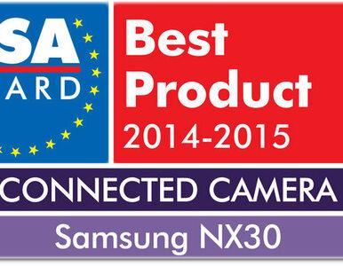 Samsung NX30 i GALAXY K zoom nagrodzone przez Europejskie Stowarzyszenie...