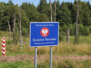 Przemycali migrantów przez polską granicę. Działali w kilku krajach Europy