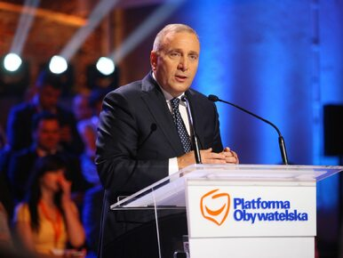 Grzegorz Schetyna o projekcie zmian w Sądzie Najwyższym: Zamach stanu