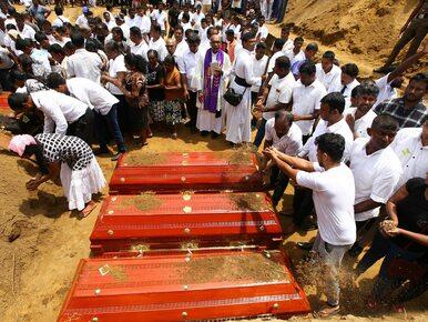 Ponad 100 ofiar zamachów mniej? Zaskakujące doniesienia ze Sri Lanki