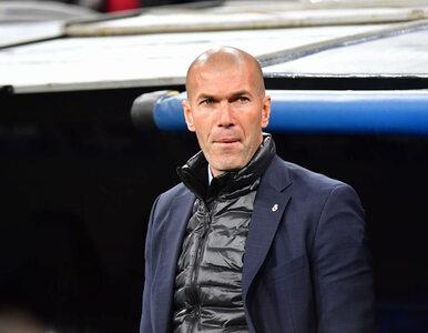 Zinedine Zidane miał stłuczkę. Reakcja pokrzywdzonego: bezcenna