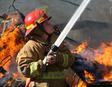 Odcięto mu prąd, więc wziął strażaków za zakładników. Policjanci go...