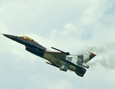 USA sprzeda Irakowi myśliwce F-16. Kurdowie protestują