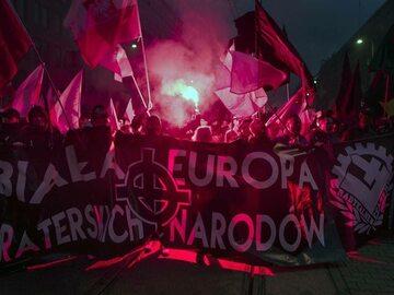 Niemiecki dziennik uderza w Marsz Niepodległości i polski rząd....