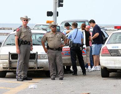 Atak strzelca w dwóch miastach Teksasu. Nie żyje 5 osób, 21 rannych