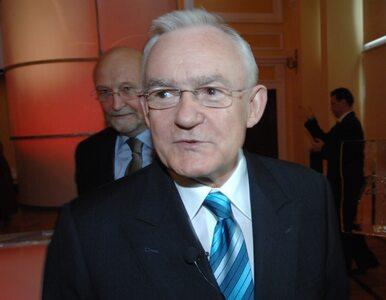 Miller: Jeżeli ktoś politycznie oszukał, to Wałęsa Kiszczaka