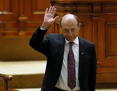 Prezydent Rumunii oddał władzę