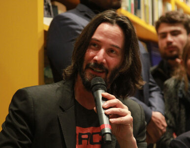 """Plotkarskie portale """"przejęte"""" wyglądem Keanu Reevesa. Czy rzeczywiście..."""