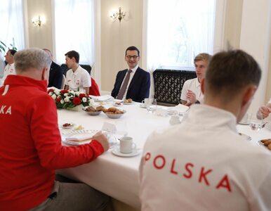 Premier do skoczków: Wasza walka na skoczni jest walką dla Polski