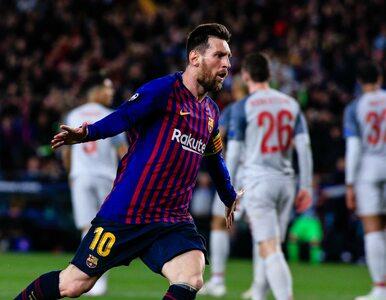 """Liga Mistrzów. Liverpool potrzebuje """"małego Stambułu"""". Barcelona drży..."""