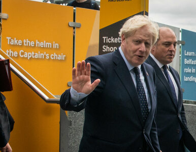Wygwizdali premiera Wielkiej Brytanii. Boris Johnson zrezygnował z...