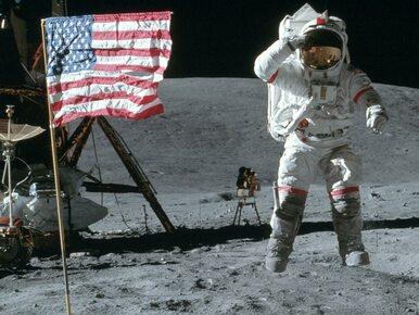 Nie żyje astronauta, który postawił stopę na Księżycu. Przepracował w...
