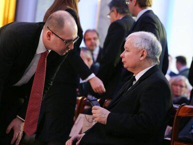 """Adam Bielan dementuje. Nie będzie spotkania Kaczyński - Trump. """"Nikt się..."""
